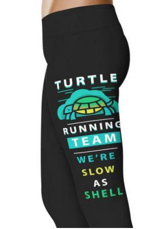 Turtle Running Team Pantalon de Sport